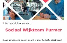 Sociaal Wijkteam Purmer